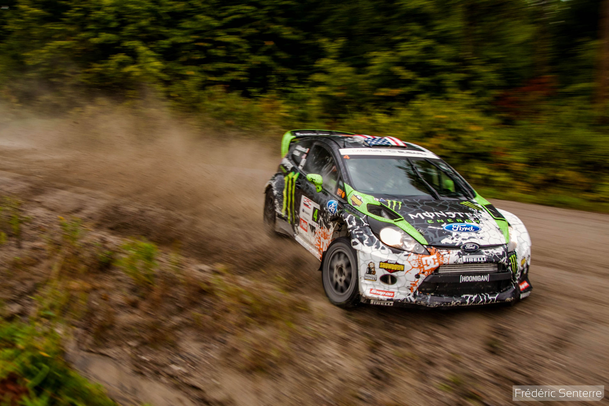 Ken Block - Rally Defi